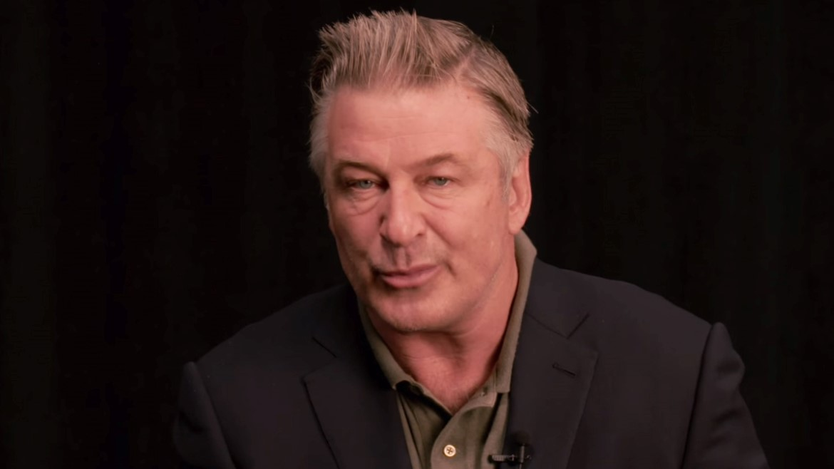 Alec Baldwin with a message to Oslo REDD Exchange participants