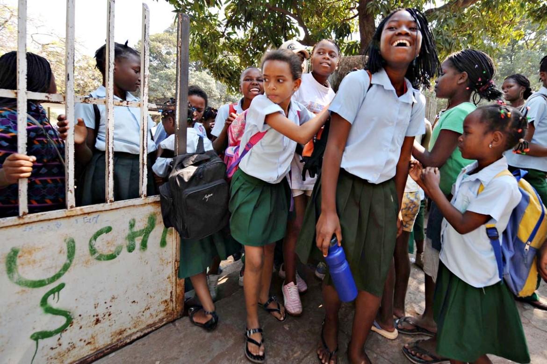 Property Development Chick : Girls and education
